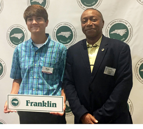 <i>County 4-H  youth  attends NCACC Youth Summit</i>
