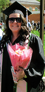 Castalia native earns degree at Barton College