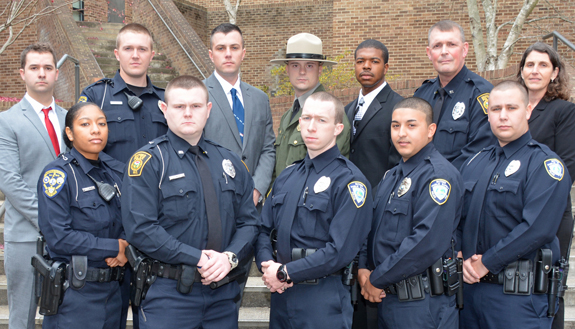 <i>VGCC graduates 11 cadets in law enforcement program</i>