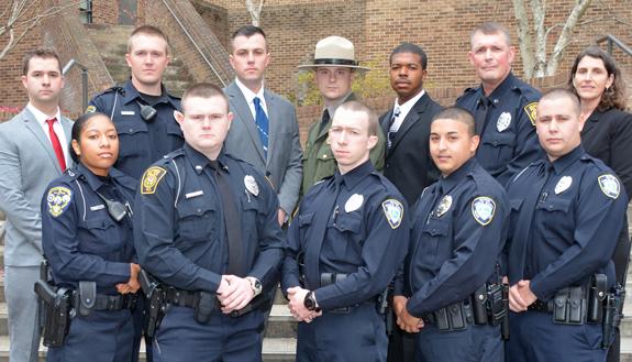 <i>VGCC graduates 11 cadets in law enforcement program</i>