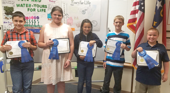 <i>Students reap awards in 'Yours for Life' essay contest</i>