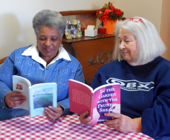 <i>Local authors plan 'double launch' signing</i>
