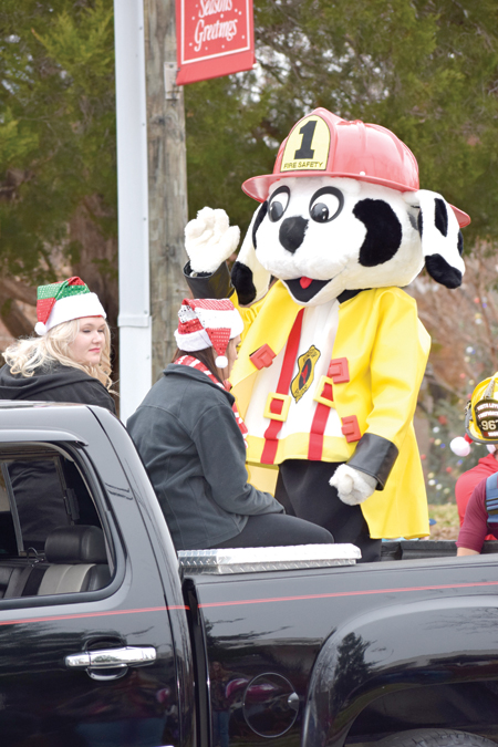 Franklin County Christmas parade, pics 2