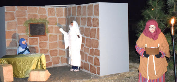 A Night of Miracles - Drive thru Nativity at Rock Spring Baptist Church, pics 1