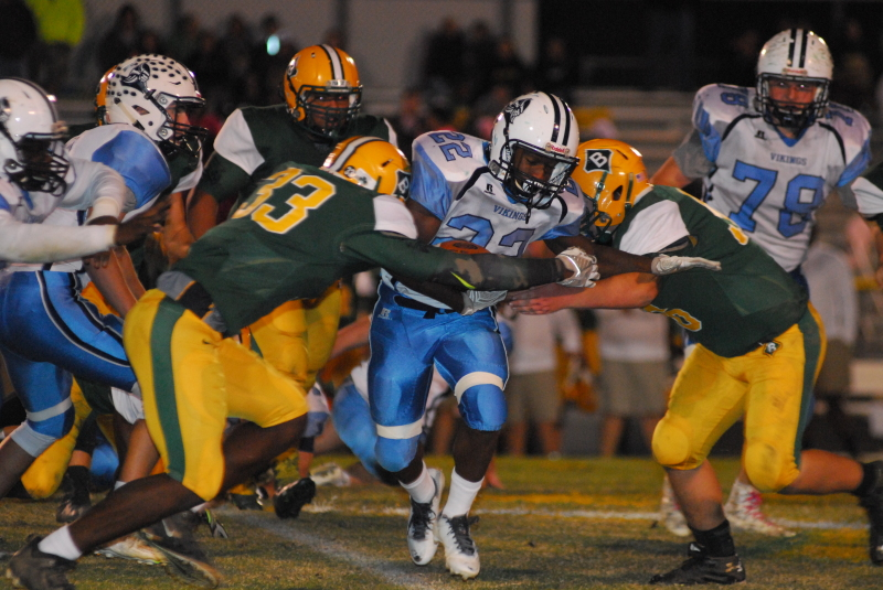 Bunn Edges South Granville