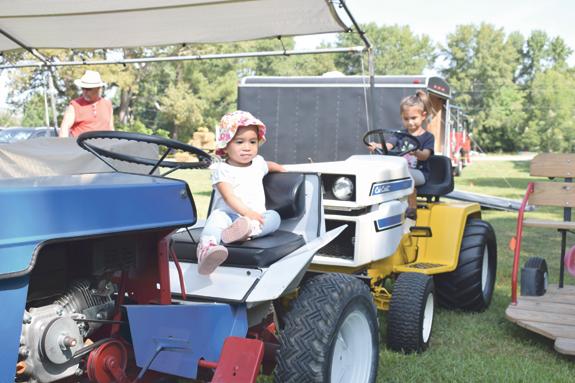 Justice  Tractor Show pics, 2