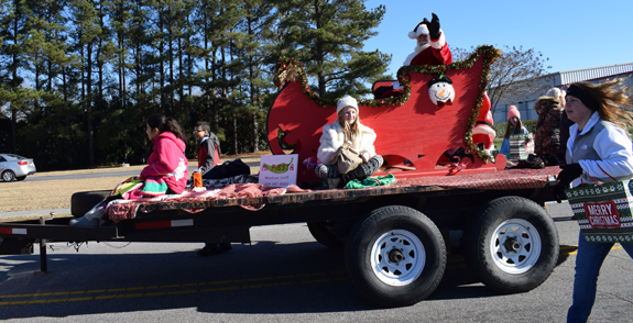 <i>Christmas comes to Bunn! pics 3</i>