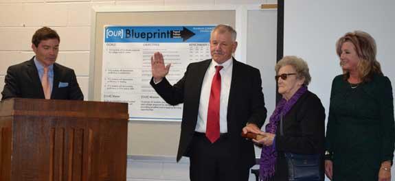 <i>School board sworn in, 2</i>