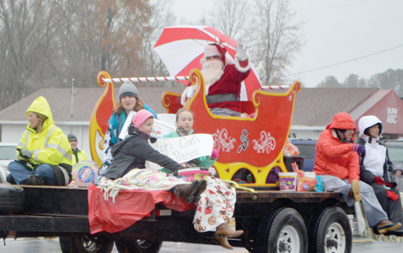 Parades helping usher in the Christmas season! pics, 2