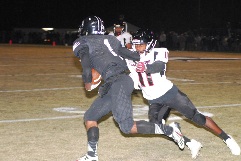 Havelock Ends Red Rams' Campaign