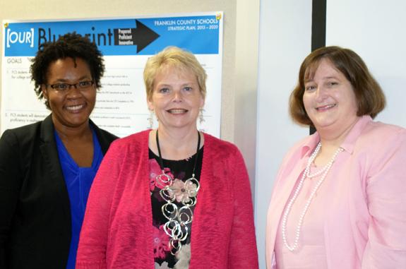 Teachers honored by school board