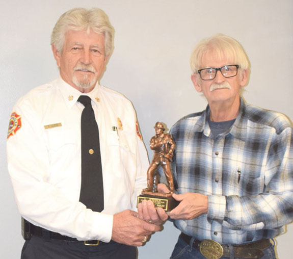 <i>Fire Association salutes two 'Firemen of the Year'</i>