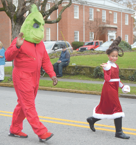 <i>Louisburg's parade helps usher in the season, 1</i>