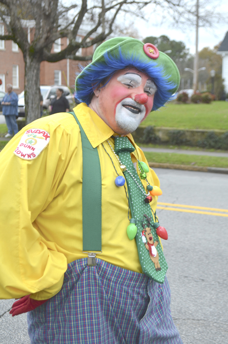 <i>Louisburg's parade helps usher in the season, 3</i>