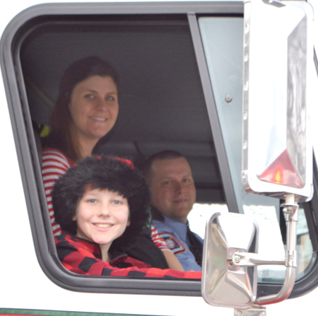 <i>Louisburg's parade helps usher in the season, 4</i>
