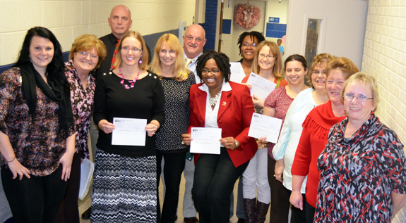 <i>County United Way awards $16,000 in education grants</i>