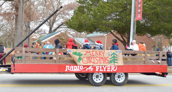 Franklin County Christmas parade, pics 3