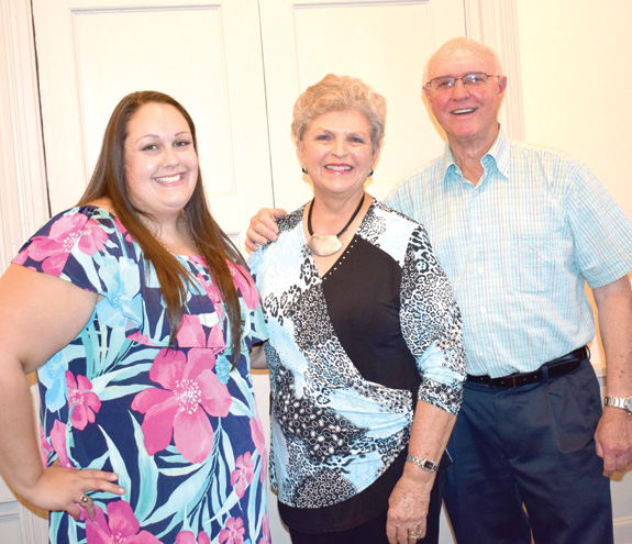 <i>Linda Cottrell honored for her service</i>