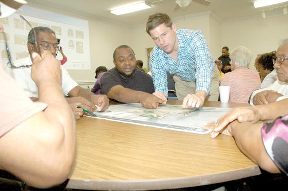 <i>Park planning begins, ideas sought</i>