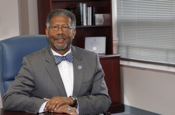 <i>Louisburg native new chancellor at EC State</i>