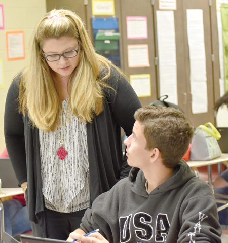 <i>FHS offers advanced 'Capstone' program</i>