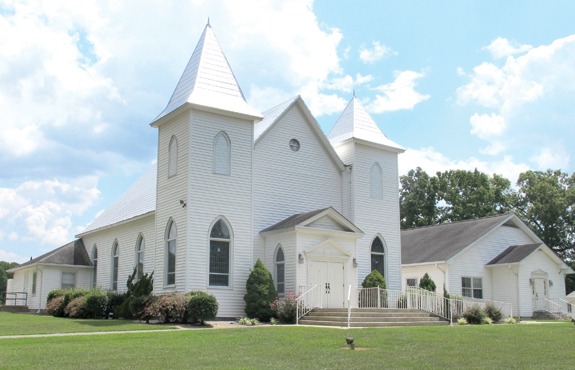 <i>Historic survey focuses on churches</i>