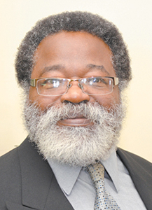<i>Four seeking seats on Louisburg board: George Raymond Manley</i>