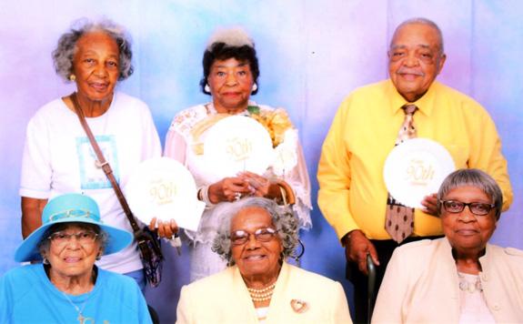 <i>90th birthday celebrated!</i>
