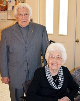 <i>Couple marks 70 years of marriage</i>