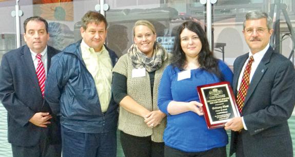 <i>LC alumni association presents annual awards</i>