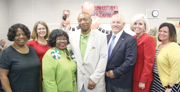 Veteran educator retires