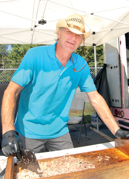 <i>Fun and food featured at Youngsville festival, pics 2</i>