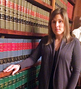 <i>Three VGCC paralegal graduates among first to become certified</i>