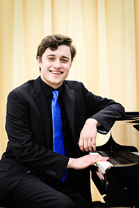 <i>Student concert slated at Cherry Hill</i>