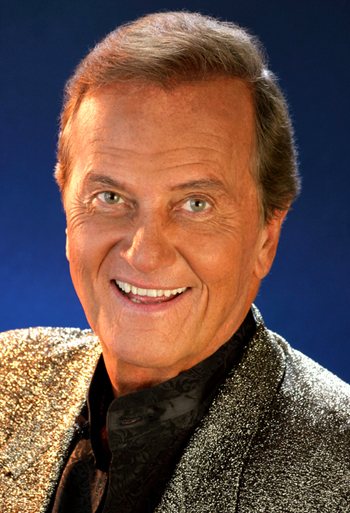<i>Pat Boone to perform here</i>
