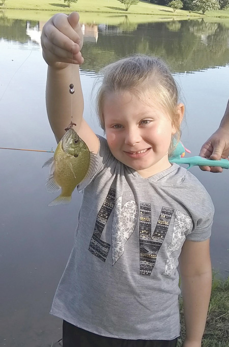 <i>A great day of just fishin' and making memories outdoors! pics 3</i>