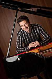 <i>Cherry Hill to host concert pianist</i>