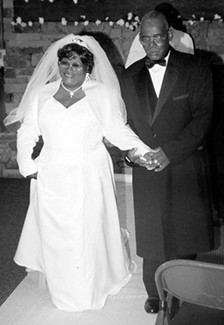 Couple celebrates their 60th anniversary today!