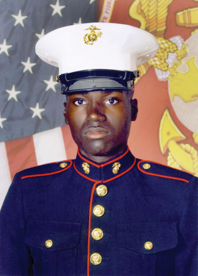 Louisburg man graduates from Marine training