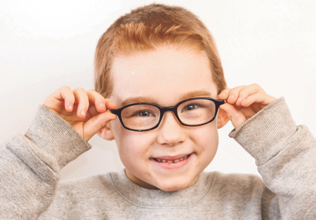 Eye conditions that can affect children
