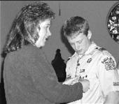 <FONT SIZE=3>Southard earns Eagle Scout</FONT>