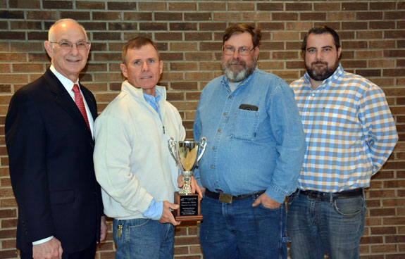 <i>VGCC welding team captures 'Vanguard Cup'</i>