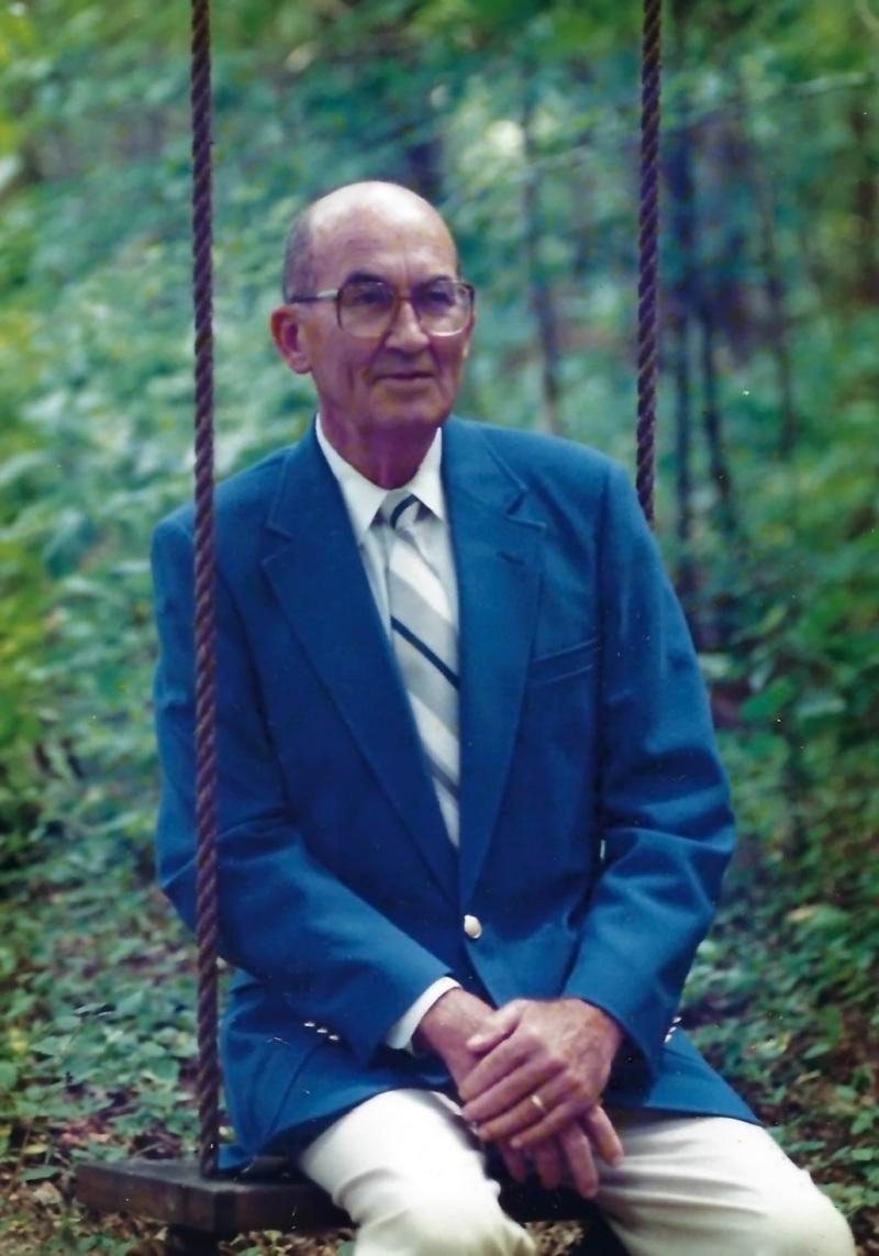 WILLIE B. ROBERTSON, March 6, 1927 - December 2, 2017