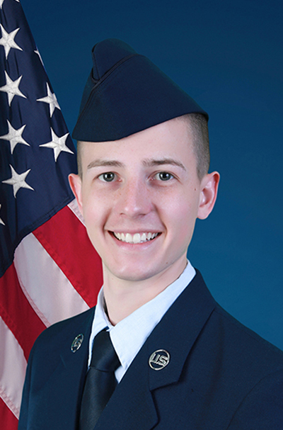 Airman finishes training