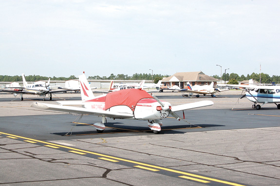 Advisory board strives to 'tidy up' county airport