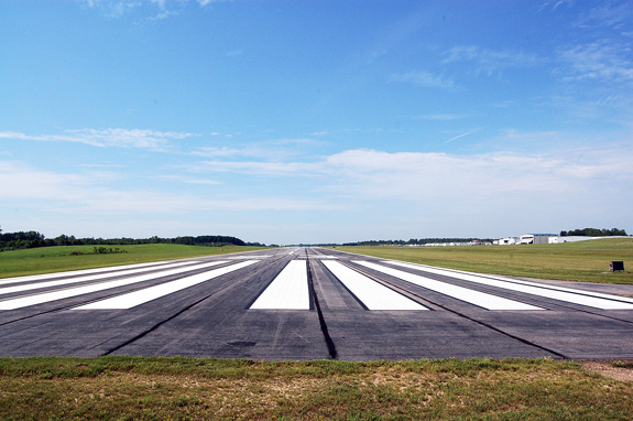 Runway extension project needs support