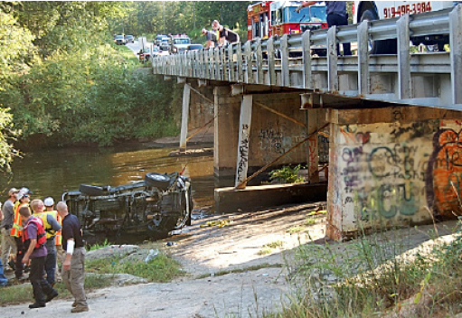 Breaking News: Sheriff's deputy pulls driver from submerged truck
