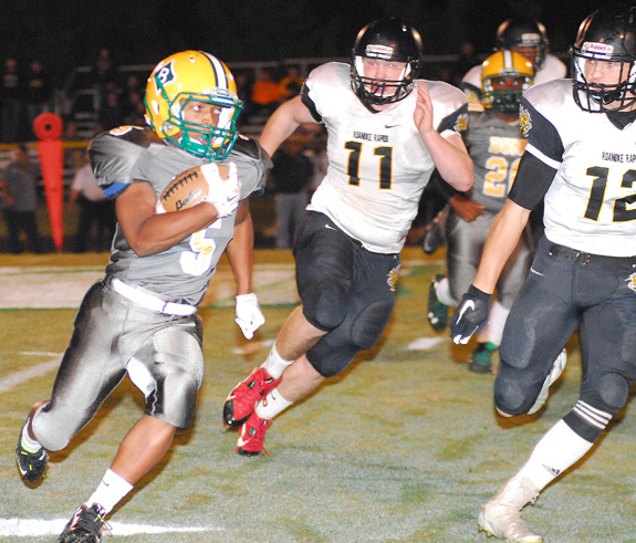 Risks Pay Off For Wildcats Versus RRHS