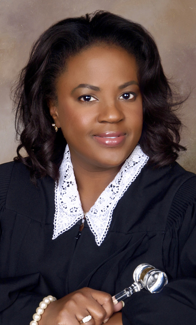 <i>Three are seeking Superior Court judge's position:</i> Carolyn Thompson