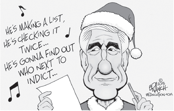 Editorial Cartoon: Indict